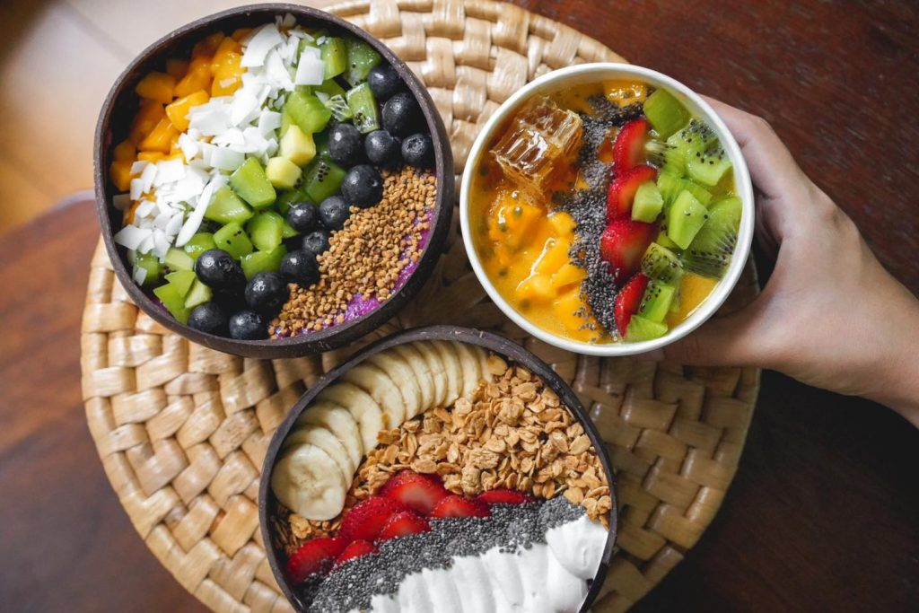 MAKAI Acai & Superfood Bar Menu